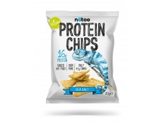PROTEIN CHIPS - pacchetto da 33 g Sea Salt