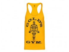 Gold's Gym Muscle Joe Premium Canottiera Giallo