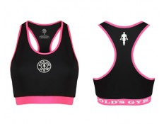 Gold's Gym Ladies Sports Crop Top