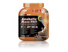 NAMED - ANABOLIC MASS PRO 1600g cioccolato