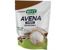 WHY NATURE  - AVENA FARINA ISTANTANEA 1KG