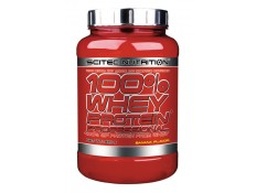 SCITEC - 100% WHEY PROTEIN PROFESSIONAL - 920 gr.