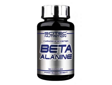 SCITEC - BETA ALANINA - 150 caps.