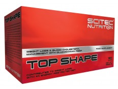 SCITEC - TOP SHAPE - 180 caps.