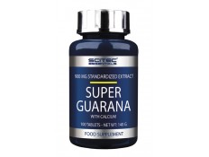 SCITEC - SUPER GUARANA - 100 cpr.