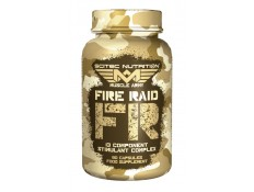 SCITEC - MUSCLE ARMY - FIRE RAID 90 caps.