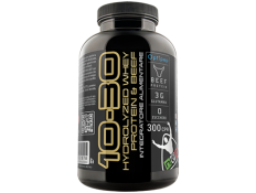 NET INTEGRATORI - 10 : 30 HYDROLYZED WHEY PROTEIN & BEEF 300 cpr.