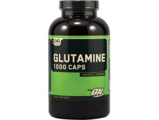 Optimum - Glutamina 1000mg - 240 caps.