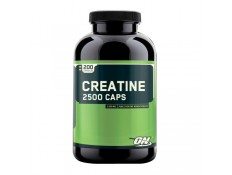 Optimum - Creatine 2500mg - 200 caps.