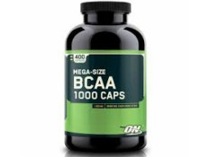 Optimum - BCAA 1000 - 400 caps.