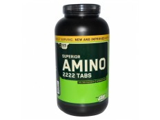 Optimum - Superior Amino 2222 - 320 cpr.