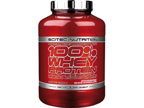SCITEC - 100% WHEY PROTEIN PROFESSIONAL - 2,350 Kg.