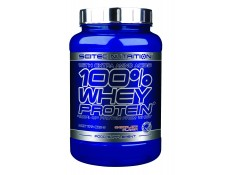 SCITEC - 100% WHEY PROTEIN - 920 gr.