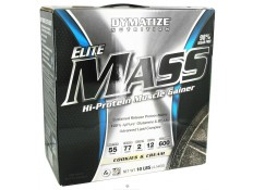 Dymatize - Elite Mass Gainer - 4,5 Kg.