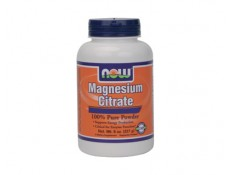 NOW - Magnesium Citrate powder 227 gr.