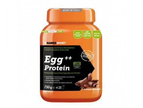 NAMED - EGG PROTEIN 750 gr