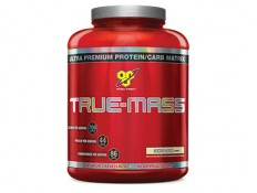 BSN - True Mass ultra premium protein/carb matrix - 2,6 Kg.