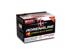 WHY SPORT - ADRENALINE - 10 buste